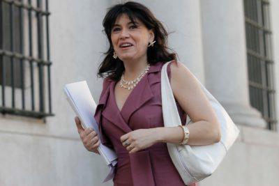 El respaldo de Bachelet a Javiera Blanco tras su nombramiento en el CDE