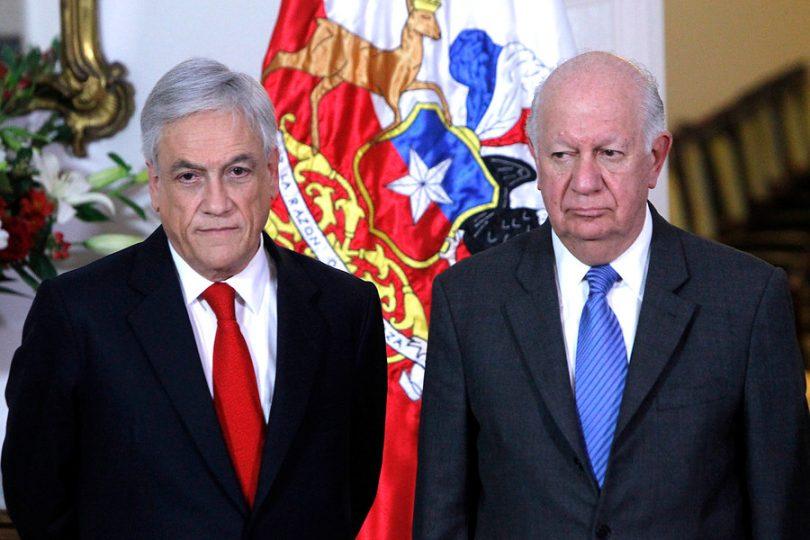 """El llamado de Ricardo Lagos a Piñera: """"Es hora que transparente sus negocios de manera definitiva"""""""