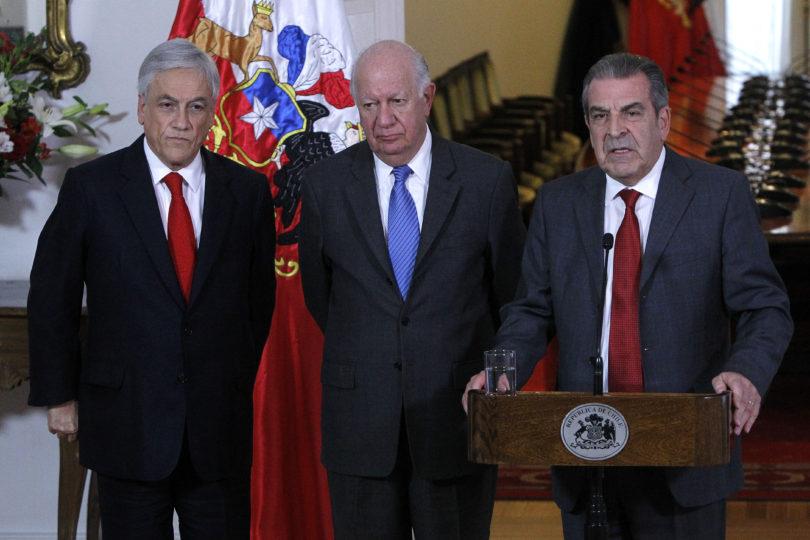 Zaldívar propone que el Senado deje de pagar sueldos a ex presidentes para financiar nuevos parlamentarios