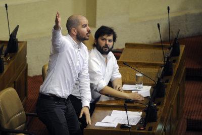 """Consejero del Servel a Boric y Jackson por refichaje: """"Estaban paveando cuando se discutió"""""""