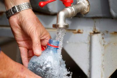 Aguas Andinas confirma que restablecimiento total del servicio se concretará este martes
