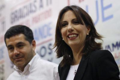 """Alejandra Bravo propone crear el """"Ministerio de la Familia"""" del que dependa el Sernam y Sename"""