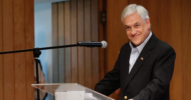 """""""Piñera lideró aportes reservados de empresas pesqueras con 82 millones de pesos"""""""