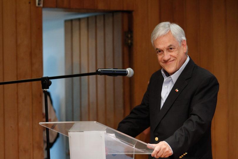 Piñera lideró aportes reservados de empresas pesqueras con 82 millones de pesos