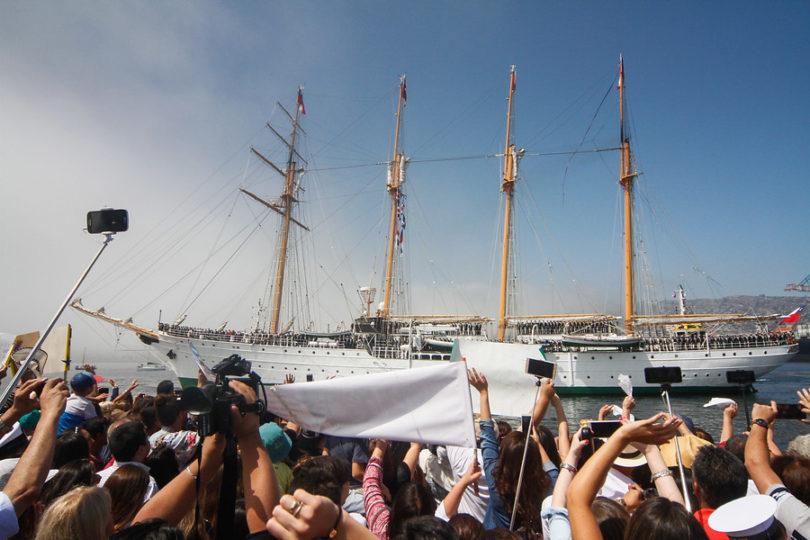 """Armada descarta nuevas denuncias de acoso en Esmeralda: """"No se puede saber si es una o 14 las víctimas"""""""