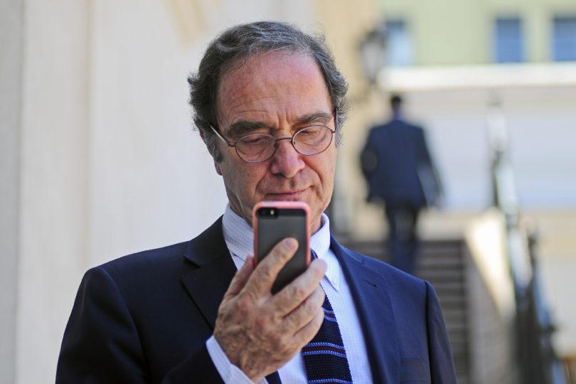 El compromiso UDI de Hernán Larraín que hoy le enrostran por situación judicial de Piñera