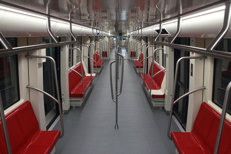 """Encuentran mensaje en Línea 1 del Metro que advierte de un """"atentado en tres días"""""""