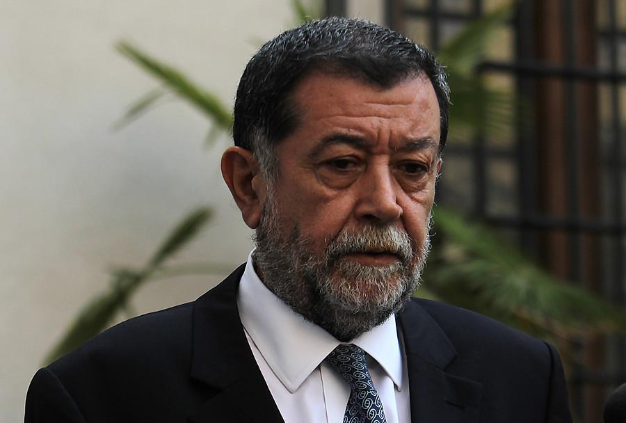 """Mahmud Aleuy responde a emplazamiento de Arancibia: """"Modificó sus declaraciones ante la Fiscalía"""""""