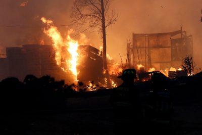 Reportan 135 detenidos por incendios: 29% habría sido intencional