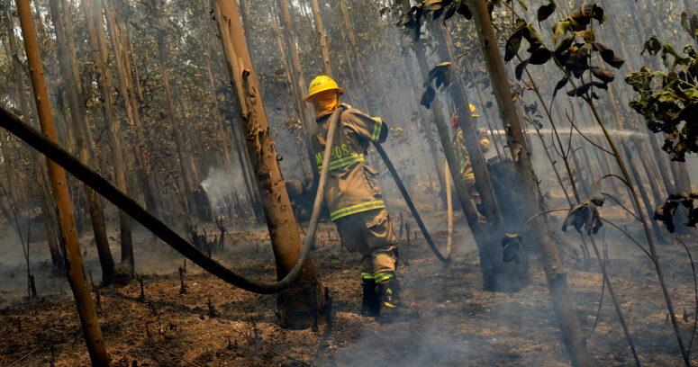 """""""Onemi: Incendios en combate aumentan a 83 y focos activos ascienden a 151"""""""