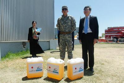 La inesperada donación que Japón hizo a Chile para combatir los incendios forestales