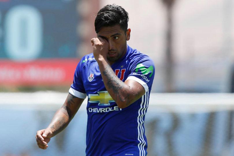"""¿No será mucho? DT de U. de Chile considera que """"Gonzalo Jara está al nivel de Gerard Piqué"""""""