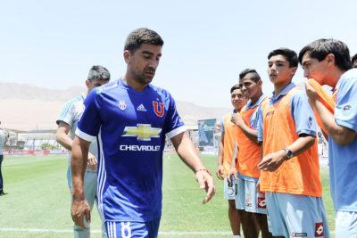 """Johnny Herrera le para la mano al deseo de Pizarro de 'manejar' el camarín: """"Hay roles que se deben respetar"""""""