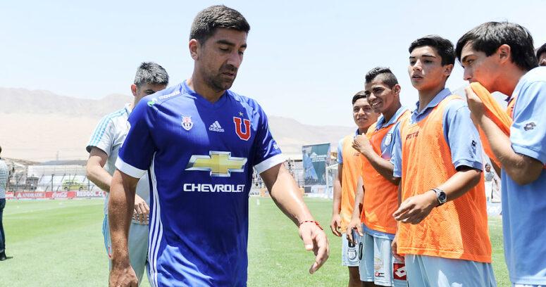 """""""Johnny Herrera le para la mano al deseo de Pizarro de"""