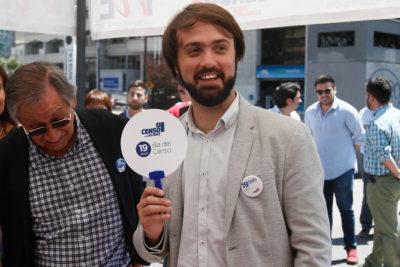"""Jorge Sharp y propuesta UDI de crear policía municipal en Valpo: """"Nuestro enfoque es comunitario"""""""
