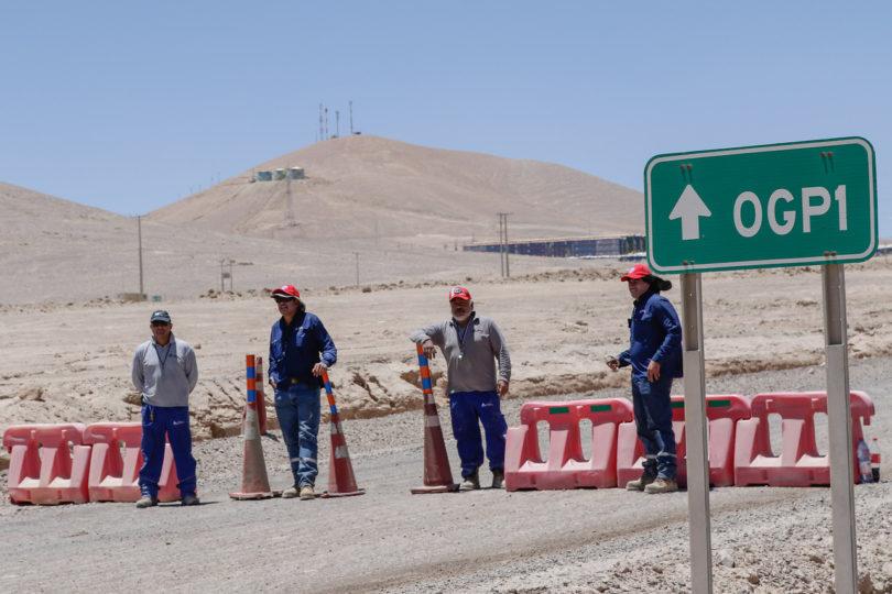 Sindicato Escondida y Minera suspenden mediación de la Dirección del Trabajo