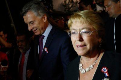 Empieza la recta final: Michelle Bachelet finaliza sus tres semanas de vacaciones