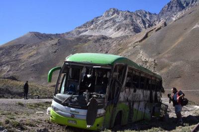 """Chofer de Tur Bus que arriesga prisión en Argentina por accidente: """"Pido disculpas, no fue intencional"""""""