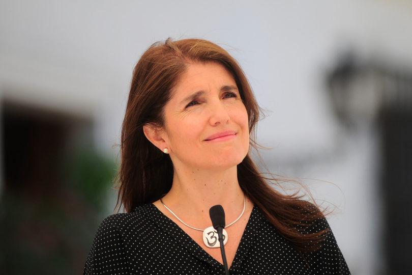 """Vocera le """"toca la oreja"""" a Piñera: """"Hace bien al país y autoridades separar negocios de la política"""""""