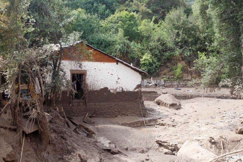 Lluvias de verano dejan 377 aislados, 19 desaparecidos y 3 personas fallecidas
