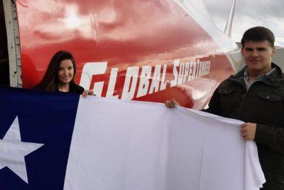 """Lucy Avilés desmiente versión por demora del SuperTanker: """"Estoy bien confundida"""""""