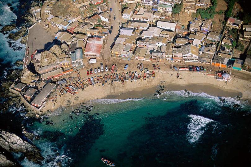 Caleta de Horcón inaugura nuevas instalaciones para beneficiar a sus pescadores