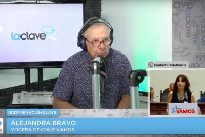 VIDEO | Paulsen y Bea Sánchez dan golpe KO a Alejandra Bravo durante entrevista en vivo
