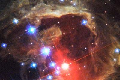 """""""La estrella más brillante nunca antes vista en el universo"""": histórico choque de astros cambiará el cielo"""