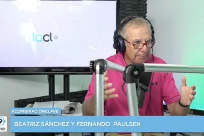 Las razones de Fernando Paulsen para poner fin a su alianza con Hermosilla y volver a la radio