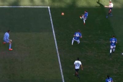VIDEO |Mauricio Isla se luce con su primer gol en la liga italiana con este increíble derechazo