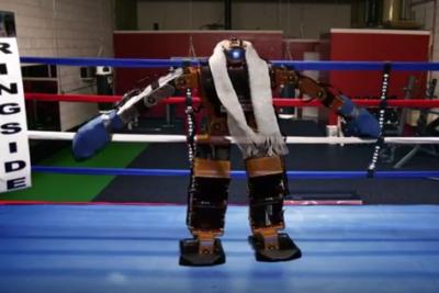 Mr. Kondor, el primer robot chileno que participará en famosa competencia de Japón