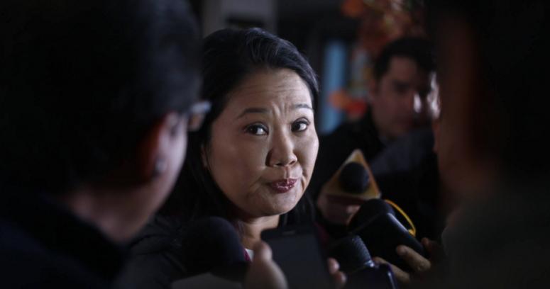 Rechazan apelación de Keiko Fujimori y seguirá en prisión