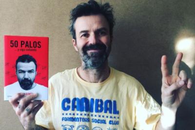 """Vocalista de Jarabe de Palo confirma que está desahuciado: """"No era feliz antes del cáncer y ahora lo soy"""""""