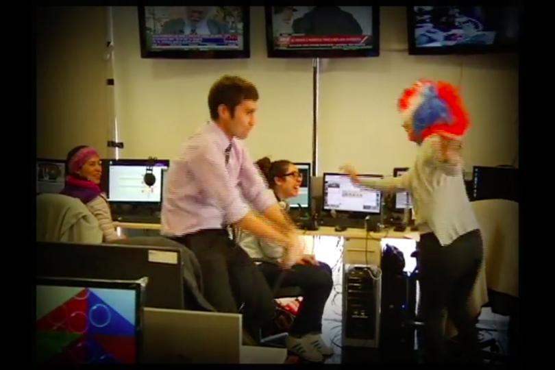 VIDEO |Departamento de prensa de UCV-TV baja la cortina con el mejor video que verás esta semana