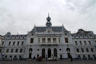 Encuentran muerta a funcionaria de la Armada de 25 años en recinto naval en Valparaíso