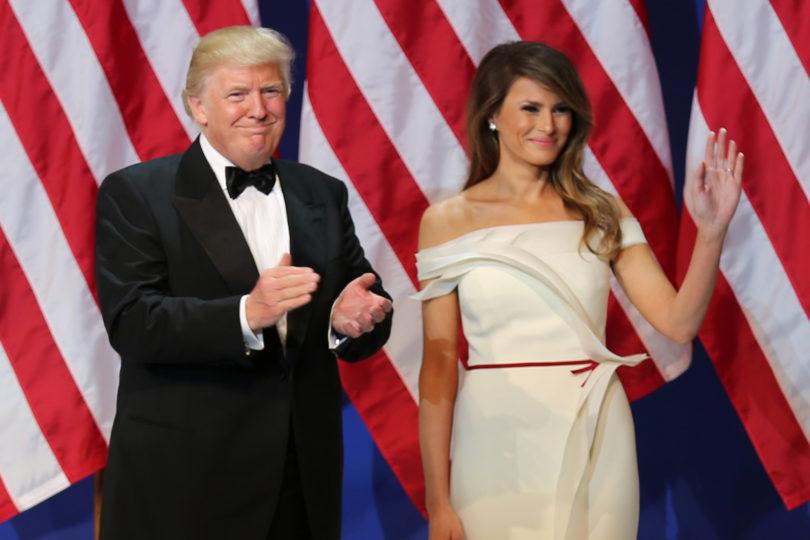 El desquiciado costo para mantener a Melania Trump en Nueva York que pagarán los estadounidenses
