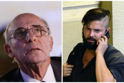"""Sergio Bitar a Boric por refichaje: """"Que se preocupe de su mini partido que está dividido en dos"""""""