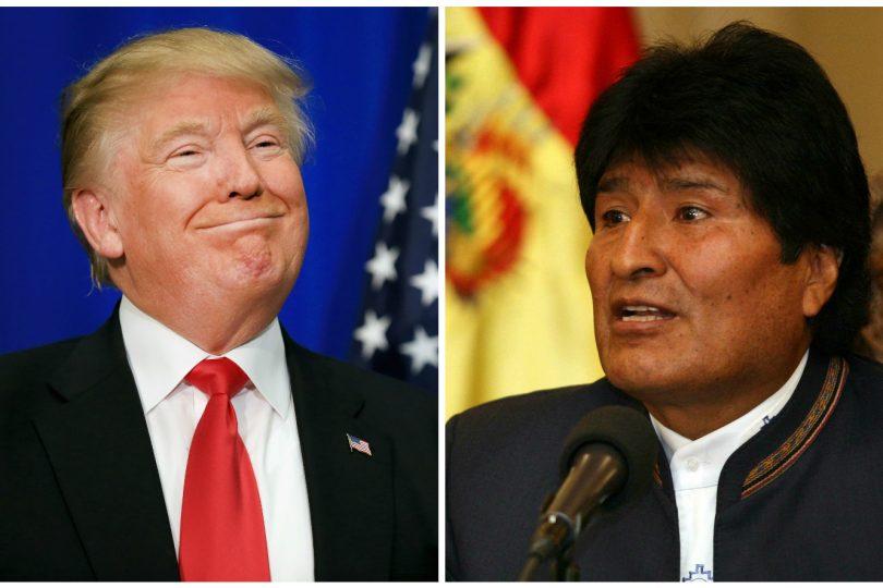Cadem: Evo Morales supera a Donald Trump en evaluación negativa de los chilenos