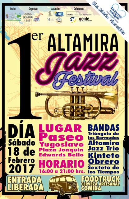 Gráfica Festival Jazz