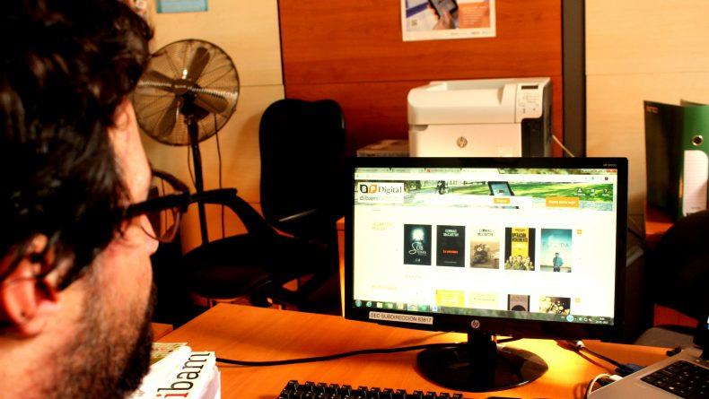 Dibam estrena moderno sistema digital con 12 mil libros para TODOS