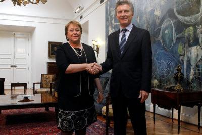 Latinoamérica vs. Trump: Bachelet y Macri alistan reunión para enfrentar las medidas del magnate