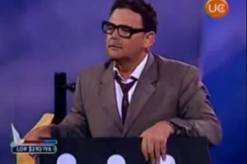 """Desclasifican cuando Canal 13  amenazó con no pagar a humorista por """"sobrepasarse"""" con rutina de Allende"""