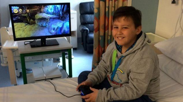 No tienen perdón: delincuentes roban la PlayStation 4 de la sala de niños con cáncer de un hospital