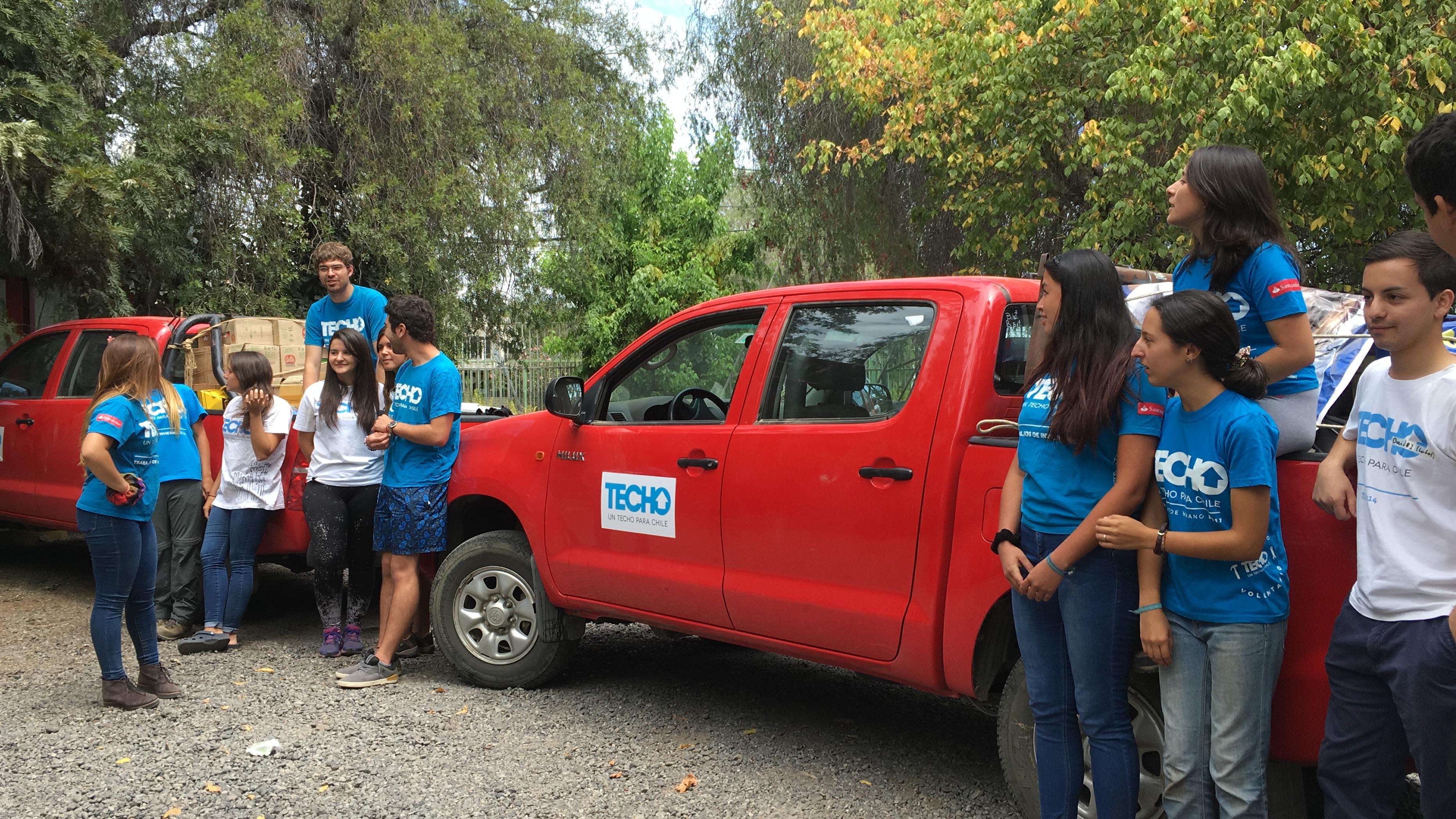 TECHO-Chile levantará 64 nuevas viviendas en Carrizal, Marchigüe, Quirihue, Lolol y Empedrado