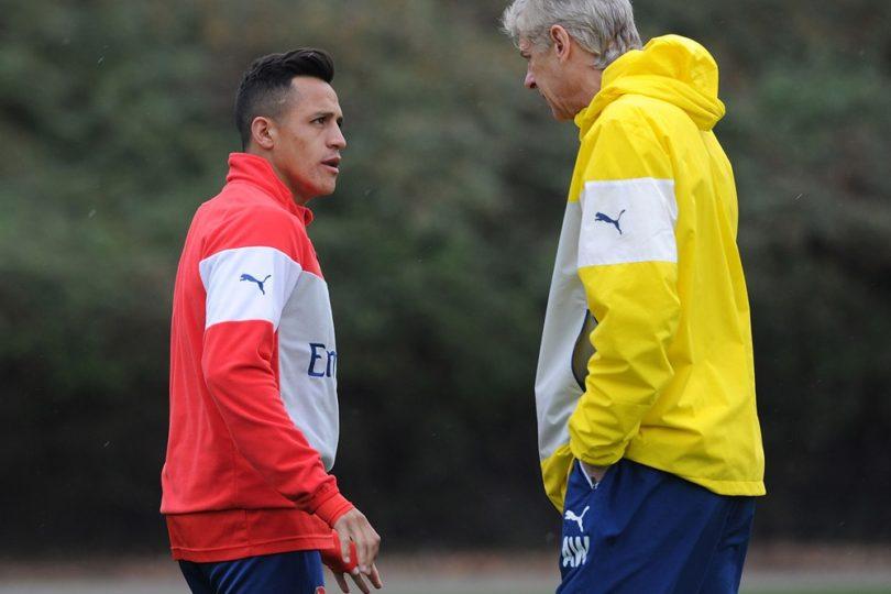 """Arsene Wenger trata de explicar suplencia de Alexis: """"No estoy negando que sea un gran jugador"""""""