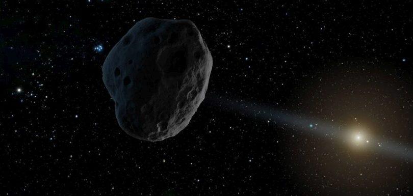 Asteroide que descubrieron en 2016 está cada vez más cerca de la Tierra