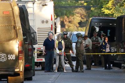 """Senadores buscan instalar figura de """"terrorismo individual"""" en nueva ley"""