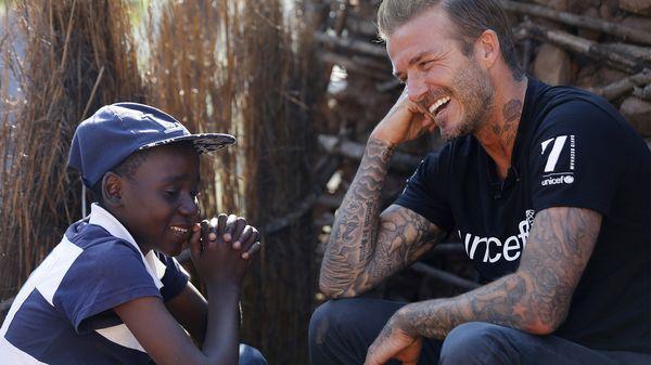 David Beckham en el ojo del huracán: habrían revelado la verdadera razón de su trabajo con Unicef