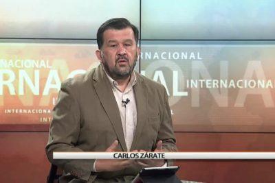"""Carlos Zárate en 140 caracteres responde a quienes consideran """"ser comunacho"""" el gusto por Violeta Parra"""