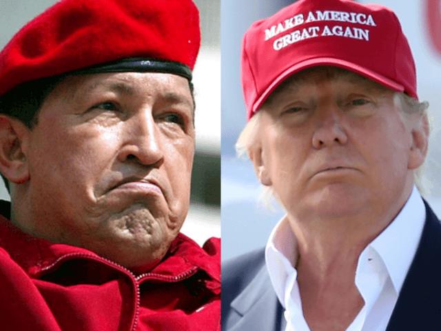 """Monserrat Álvarez: """"Encuentro que cada día Trump se parece más a Hugo Chávez"""""""